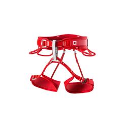 Ocun Klettergurt Twist Tech Lady, Red Gurtfarbe - Rot, Gurtart - Hüftgurt, Gurtgewicht - 301 - 400 g, Gurtgröße - XS - M,