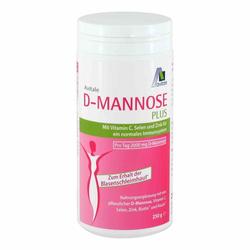 D-MANNOSE PLUS 2000 mg Pulver m.Vit.u.Mineralstof. 250 g