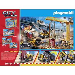 Playmobil® City Action LKW mit Wechselaufbau 70444