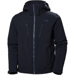 Helly Hansen - Alpha 3.0 Jacket Navy - Skijacken - Größe: M