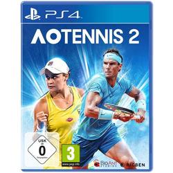 AO International Tennis 2 - PS4