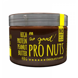 FA So Good! Pro Nuts Butter Erdnussbutter - 450g - FA Nutrition - Vanille