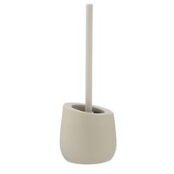 WENKO WC-Garnitur Badi Beige, hochwertige Keramik