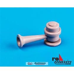 Krick ROMARIN Nebelhorn groß 24x12 mm (VE2) / ro1399