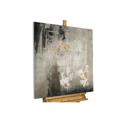 KUNSTLOFT Gemälde She Turns to Leave, handgemaltes Bild auf Leinwand