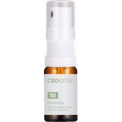 CBD Mundspray 10% 10ml
