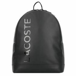 Lacoste Premium Rucksack 42 cm Laptopfach black