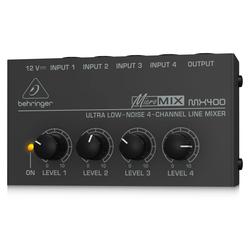 Behringer MX400 Line-Mixer