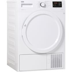 Wärmepumpentrockner DS 8433 PA0, 8 kg, Trockner, 128046-0 weiß weiß