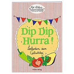 Dip Dip Hurra! - Buch