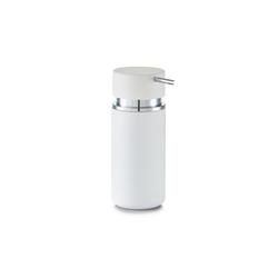 HTI-Living Seifenspender Seifenspender Rubber, (1-tlg) weiß