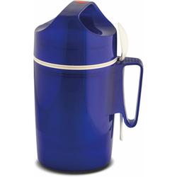 ROTPUNKT Thermobehälter 850, Kunststoff, (1-tlg), 850 ml blau 0,85 ml