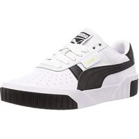 puma white-puma black 38