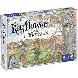 Keyflower - The Merchants (Spiel-Zubehör)