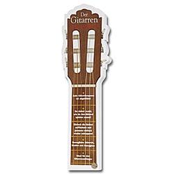 Der Gitarren-Akkord-Fächer - Buch
