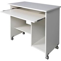 GERMANIA PC-Tisch weiß