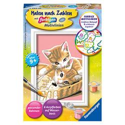 Ravensburger Malen-nach-Zahlen Katzenbabys