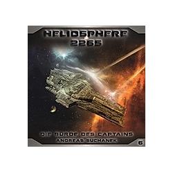 Folge 6 : Die Bürde Des Captains - Hörbuch