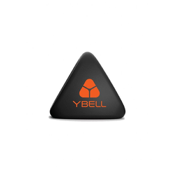 YBell L 10kg, schwarz-orange 4-in-1 Fitness Tool Kettlebell