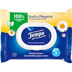 Tempo Feuchttücher Sanft & Pflegend 42 Tücher
