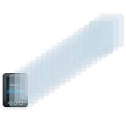 Savvies Schutzfolie für Neodrives neoMMI Z20c, (18 Stück), Folie Schutzfolie klar
