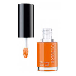 Artdeco Glossy Lip Oil 6ml, 2 - orange pop