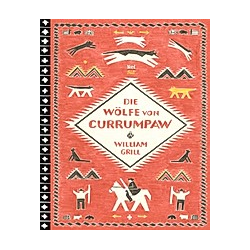 Die Wölfe von Currumpaw. William Grill  - Buch