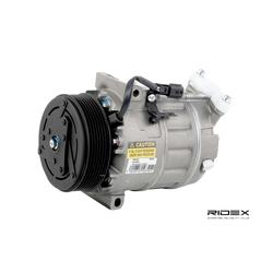 RIDEX Kompressor 447K0067 Klimakompressor,Klimaanlage Kompressor NISSAN,OPEL,RENAULT,X-TRAIL T31,PRIMASTAR Bus X83,PRIMASTAR Kasten X83,NV400 Kasten
