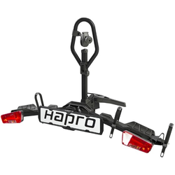 Hapro Atlas Premium Xfold I Fahrradträger faltbar 1 Fahrrad 34716