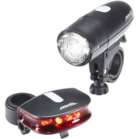 Red Cycling Products Bright LED Light Beleuchtungs Set 2020 Fahrradbeleuchtung StvZO