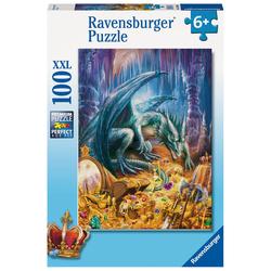 Der Höhlendrache. Puzzle 100 Teile XXL
