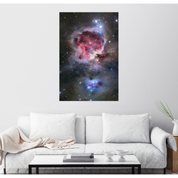Posterlounge Wandbild, Der Orionnebel 60 cm x 90 cm