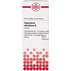 IMPERATORIA ostruthium Urtinktur 50 ml