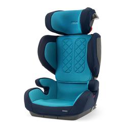 RECARO Autokindersitz Mako i-Size - Core Xenon Blue, 7 kg, (1-tlg), Kinder Autositz - ab 3,5 - 12 Jahre (100 -150 cm)