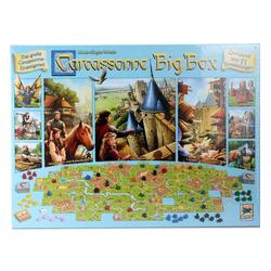 Hans im Glück Spiel, Hans im Glück Carcassonne - Big Box (deutsch)