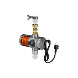 Hoberg Durchlauferhitzer Hoberg Universal-Durchlauferhitzer Kompakt 3600W silberfarben