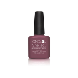 CND Nagellack Shellac Color Coat Married to the Mauve Married to the Mauve