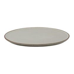 JAMIE OLIVER Teller Rustic Italian Servierteller Marmorgrau 33 cm