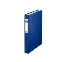 Leitz Ringbuch 4-Ringe blau