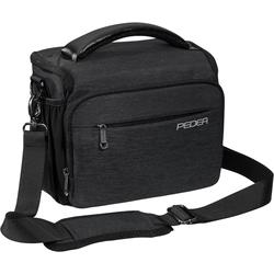 PEDEA Tasche Kameratasche Noble Gr. XL schwarz