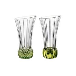 Nachtmann Glas Spring Tischvasen-Set 2tlg., Kristallglas