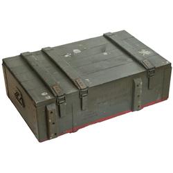 Kistenkolli Altes Land Allzweckkiste Munitionskiste AD-81 geflammt (Innen) Munitionskis (1er Set)