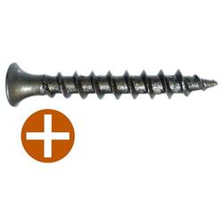 Gipsplattenschraube PH Gips/Gips 5,5 x 38 mm / Pck a 500 Stück