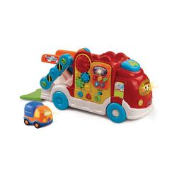 Vtech® Spiel, Tut Tut Baby Flitzer - Spielset Autotransporter