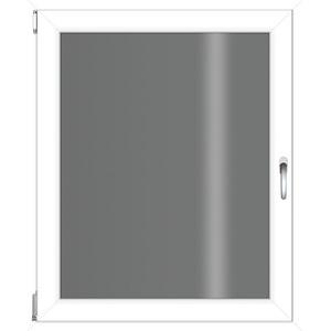 RORO Türen & Fenster Kunststofffenster, BxH: 100x120 cm, ohne Griff