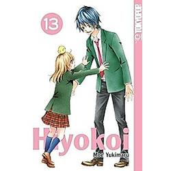 Hiyokoi Bd.13. Moe Yukimaru  - Buch