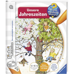 Ravensburger tiptoi® Unsere Jahreszeiten tiptoi® Unsere Jahreszeiten 32918
