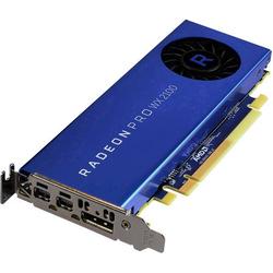 Dell Workstation-Grafikkarte AMD Radeon Pro 2GB GDDR5-RAM PCIe x16 DisplayPort, Mini DisplayPort