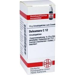 DULCAMARA C 12 Globuli 10 g