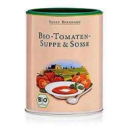 Bio-Tomaten-Suppe & Soße